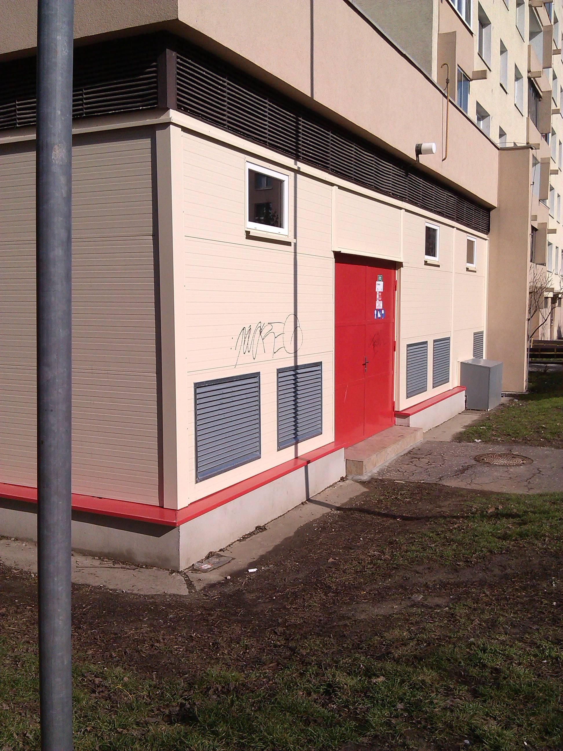 čistenie fasády nitra