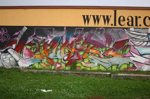 odstranenie graffiti nitra